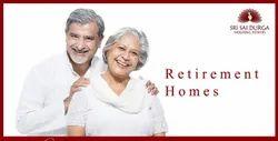 Retirement Homes For NRI Parents, 1 BK(Studio House)Flats for Sale In Vijayawada