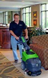 Walk Behind Auto Scrubber - Carpet Plus Hard Floor