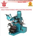 Gold Tool Premium Double Head Faceting Machine Universal (Horizontal & Vertical)