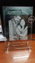 Engraving Photo Frame