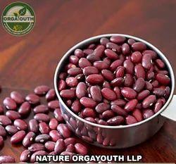 Natural Organic Rajma Red (Kidney Bean) (Capsule)