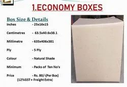 House Shifting Boxes Economy