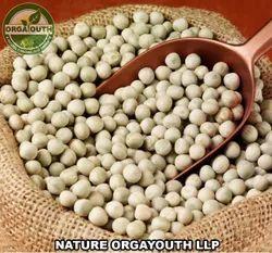 Organic White Dry Peas