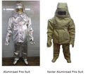 铝制,Kevlar Fire Proximity Suit