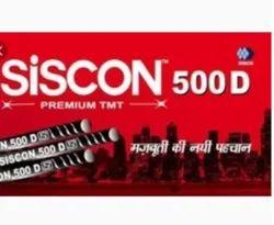 Siscon Tmt Mild Steel Siscon Tmt Bar 12 Meter Rs 64 Kg Vishwakarma Traders Id 23158811391 siscon tmt bar