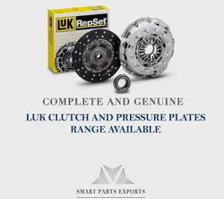 Luk Clutch And Pressure Plates, Packaging Size: One Size
