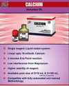 Calcium Reagent Kit Arsenazo III Method