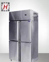Hariom SS Four Door Refrigerator