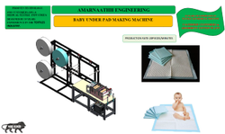 Amarnaathh Non Woven Surgical Fabric Machines