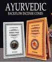 Ayurvedic Sandal Backflow Cones 10X12 Packs