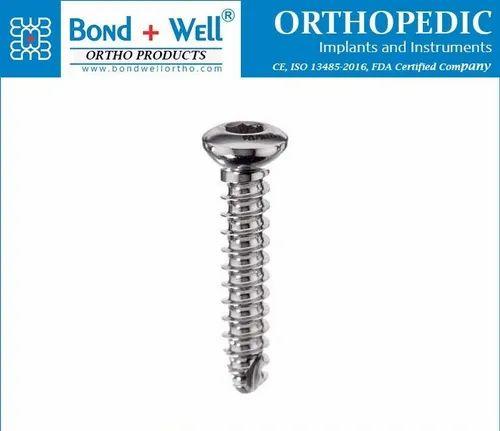 3.9 Mm Orthopedic Implants Interlocking Bolt