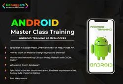 Mobile Application (Android) Training Services Online