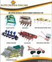 Agriculture Equipment Design Service