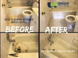 Restroom Deep Cleaning Services Chennai
