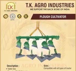 5 Tynes Rigid Type Plough Cultivator