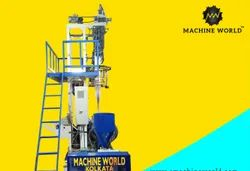 Compostable Roll / Bag Extruder Machihe