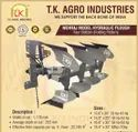 Mehraj Model 4 Bottom Hydraulic Plough For Agriculture