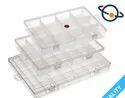 Multipurpose Plastic Partition Box With Lock