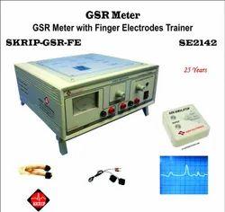 GSR Meter Lie Detector