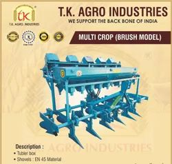 MS Multi Crop Planter (Brush Model ) for Agriculture