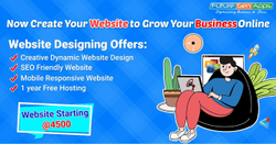 PHP/JavaScript Responsive Web Designing Services, With 24*7 Support