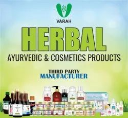 Third Party Manufacturing Ayurvedic Products