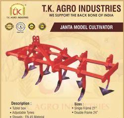 9 Tynes Janta Model Cultivator