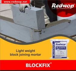 Blockfix - Light Weight Block Joining Mortar