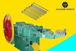Fully Automatic Nails Making Machine