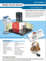 Dimensional Weighing System