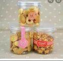 Cylinder PET Jars