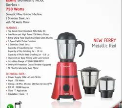 New Ferry Mixer Grinder