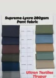 4 Way Lycra Fabric For Pant