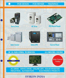 Offline 1 Electronic Technician Course, Start Every Month