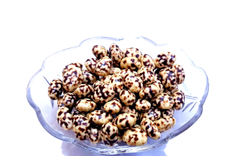 Oval Dark And Vanilla Chocolate Almonds