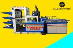 Compostable Carry Bag / Shopping Bag Making Machine