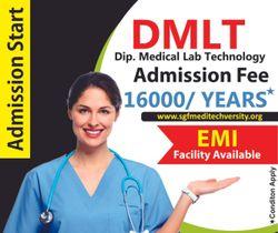 1个实验室技术(DMLT)文凭,一月或七月课程