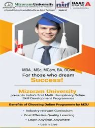 Graduation Online Mba Course, Naac