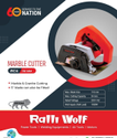 RC4 Marble Cutter