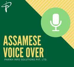 Assamese Voice Over Service