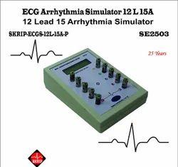 ECG Simulator LCD Display 12L-15A-P