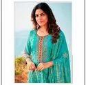 Kalarang Fashion Lalee Jam Digital Print With Work Dress Material Catalog