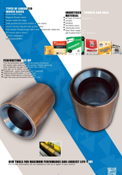 Micro Perforating Roller