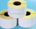PULP Direct Thermal Labels 38 x 38 mm (1.5 x 1.5 inch), 2 Up Chromo DT38x38x2