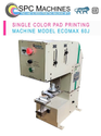 Spc Machines Pad Printing Machine Eco Max 60
