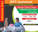 Online 1 Diploma In Physiothery Assistant