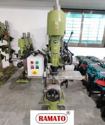 HMP Bench Drilling Machine + Tapping Machine + Milling Machine For Keyway