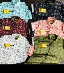 Men Round Neck Shirt