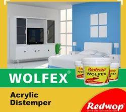 Wolfex - Acrylic Distemper