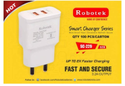 Robotek Chargers 3 Amp, 5 V